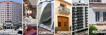 Alojamientos en alicante hoteles hostales pensiones for Hoteles interior alicante