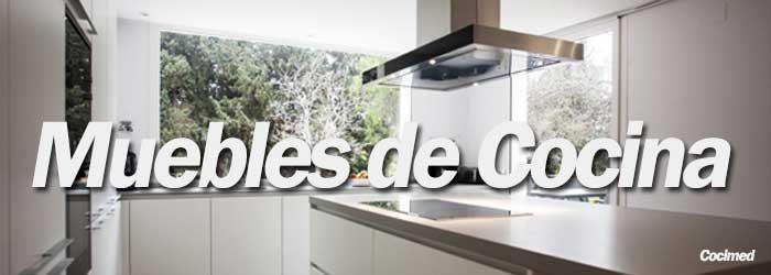 Muebles Cocina Modernas en Alicante. Tiendas de Muebles ...