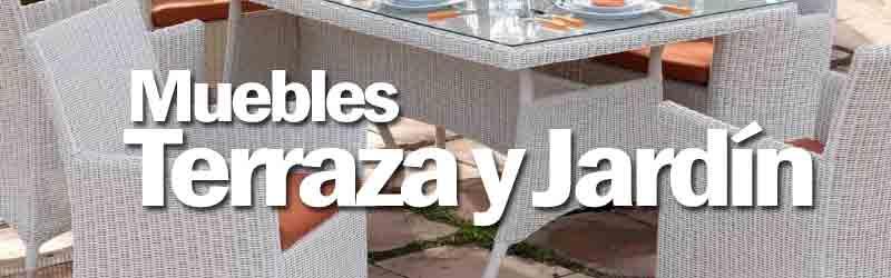 Muebles de terraza y jardin en valencia tiendas de muebles para exteriores de valencia - Tienda de muebles en castellon ...