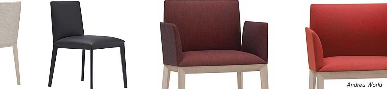 Fabricas de sillas y sillones comedor oficina hosteleria for Fabricantes sillas modernas